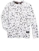 Molo Boy's Mickay Graphic Sweatshirt