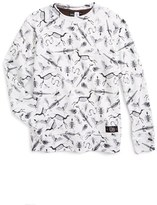 Molo Toddler Boy's Mickay Graphic Sweatshirt