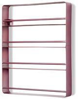 Design Ideas Cooper Nail Polish Shelf