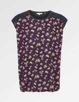 Fat Face Elena Teatime Floral Top