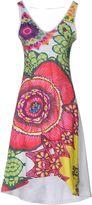 Desigual Knee-length dresses