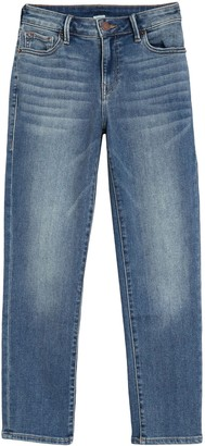 True Religion Billie High Rise Slim Straight Leg Jeans