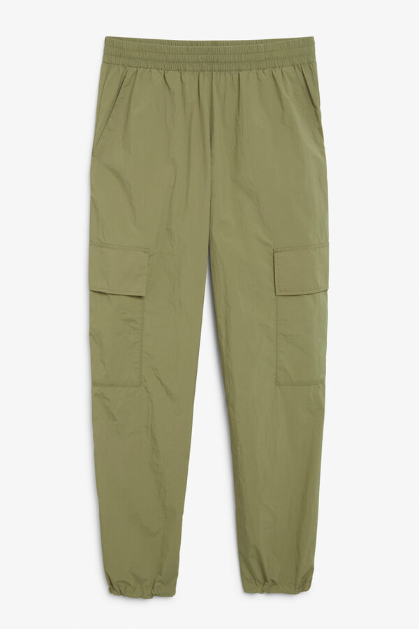 Thumbnail for your product : Monki Sporty cargo pants