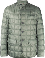 Fay quilted puffer jacket - men - Polyamide/Feather/Goose Down - XXXL