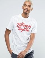 Billionaire Boys Club T-shirt With Galaxy Print