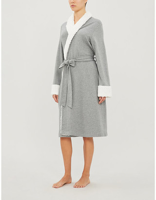 Eberjey Vermont stretch-jersey dressing gown