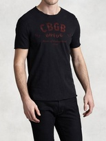 John Varvatos CBGB Graphic Tee