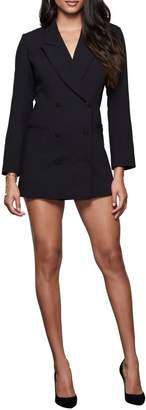 Good American The Executive Blazer Dress