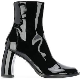 Ann Demeulemeester BANANA VERNIS boots