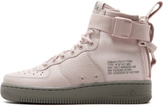 Nike Womens SF AF1 Mid Shoes - Size 12W