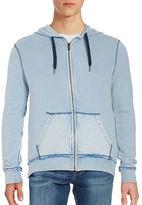 Calvin Klein Jeans Crewneck Denim Pullover