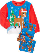 Rudolph the Red-Nosed Reindeer 2-Pc. Pajama Set, Toddler Boys