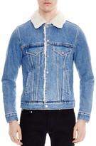 Sandro Trucker Jacket