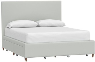 Pottery Barn Teen Beale Storage Bed