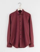 Boden Herringbone Flannel Shirt