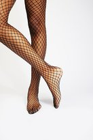 Look From London Limelight Fishnet Tight by at Free People