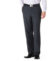 Haggar BIG & TALL Repreve Stria Dress Pants - Classic Fit, Flat Front, Expandable Waist