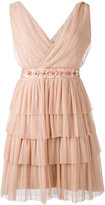 Blugirl tulle dress - women - Cotton/Polyester - 40