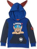 Nickelodeon Boy's Paw Patrol Marshall Or Chase Sweatshirt