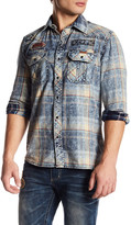 Affliction Rebound Regular Fit Woven Shirt
