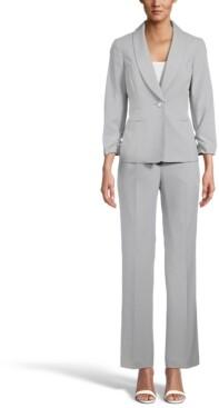 Le Suit Womens Business Suit Pants Set