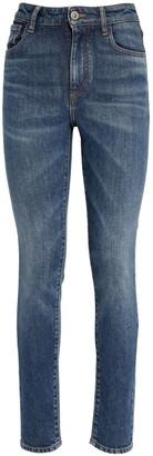 ATTICO Skinny Cotton Denim Jeans