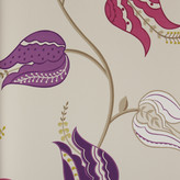 Garden Collection Osborne & Little - Persian Isfahan Tulip Wallpaper - W649005