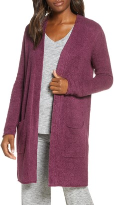 Barefoot Dreams CozyChic(TM) Lite Long Cardigan