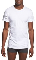 2xist Men's Slim Fit 3-Pack Cotton T-Shirt