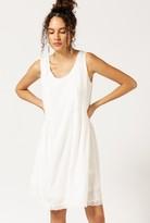 Azalea Lace Edge Dress