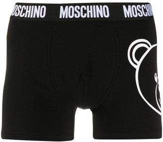 Moschino Teddy Bear Print Boxers