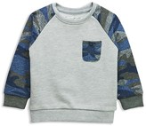 Sovereign Code Infant Boys' French Terry Camo Sweatshirt - Sizes 12-24 Months
