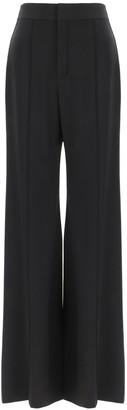 Chloé High-Waist Super Wool Pants