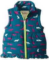 Hatley Winter Fox Microfibre Fleece Lined Vest (Toddler/Little Kids/Big Kids)