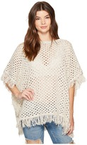 Roxy Perfect Surf Knitted Poncho Women's Sweater