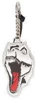 Saint Laurent Dino Leather Key Ring