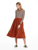 Scotch & Soda Cupro Skirt