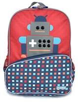 JJ Cole Little Toddler Backpack, Robot by