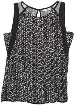 Naf Naf KASIE women's Blouse in Black