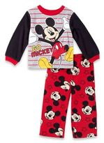 Disney Mickey 2-Piece PJs in Red