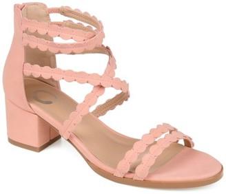 Brinley Co. Womens Strappy Dress Sandal