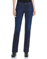 Eileen Fisher Petites Bootcut Jeans in Deep Indigo