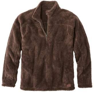 L.L. Bean L.L.Bean Winterloft Fleece, Quarter-Zip Pullover