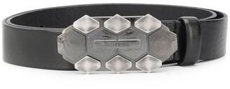 Just Cavalli Logo Buckle Belt
