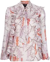 Giambattista Valli 'Cherry Blossom' blouse