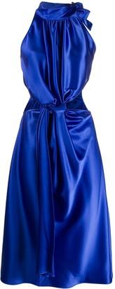 Ssheena Cut-Out Detail Dress