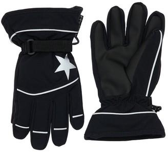 Molo Water Resistant Nylon Ski Gloves