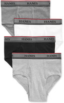Hanes Boys' or Little Boys' 4-Pack Dyed Briefs