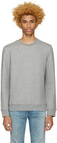 A.P.C. Grey Theo Pullover