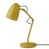 Super Living - Desk Lamp Dynamo Mustard - metal | mustard yellow - Mustard yellow
